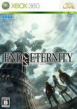 End of Eternity 360 sega Microsoft Xbox 360 From Japan