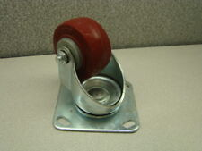 "Colson 3"" x 1-1/2"" Swivel Wheel w/Top Plate, Polyurethane"