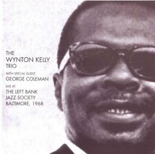 Wynton Kelly: LIVE AT THE LEFT BANK JAZZ SOCIETY, BALTIMORE 1968 - 2 CDS