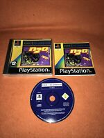 N2O N20 PS1 (COMPLETE) classic black label arcade Sony PlayStation