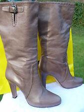 PRADA MILANO LADIES BOOTS SIZE7/ 40/botas/grey靴子/bottes/sopogy/RRP£650