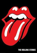"""ROLLING STONES POSTER """"ZUNGE - S/W"""""""