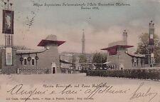 # TORINO: I ESPOSIZIONE ARTE DECORATIVA MODERNA-USCITA SUL CORSO RAFFAELLO 1902