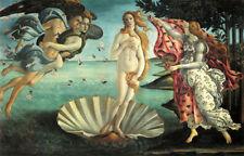 Poster BOTTICELLI - La Nascita di Venere - Limited Ed.