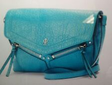 JLO JENNIFER LOPEZ NWT $59 KENDALL turquoise  women's crossbody bag