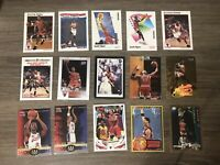 Scottie Pippen Card Lot (15)