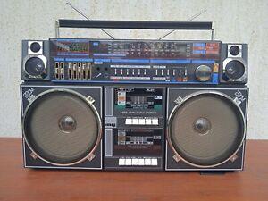 Vintage Rare Sound PC 173  Boombox Ghettoblaster Jumbo aka LLOYDS PT 003 Working