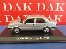 Die cast 1/43 Modellino Auto Lancia Prisma Integrale 1987