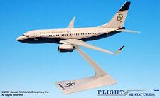 Boeing House Color BBJ Business Jet 1:200 B737 Winglets NEU Flight Miniatures