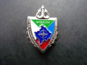 TRAIN . RCS . BCS - Bataillon de Commandement et de Soutien . Trident Kosovo
