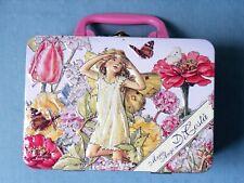Cicely Mary Barker Marie Ange di Costa Mini Lunchbox Tin Elder Flower Fairies