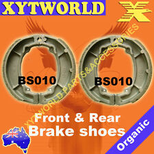 FRONT REAR Brake Shoes YAMAHA XT 250 1980