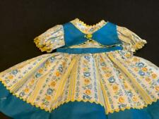 Tiny Tears or Dydee Baby Doll Vintage Dress Euc 16� Dolls Clothes Original?