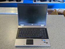"HP EliteBook 8530W Intel Core 2 Duo 2.4GHz 4GB RAM 15.4"" Laptop HDMI - No HDD/AC"