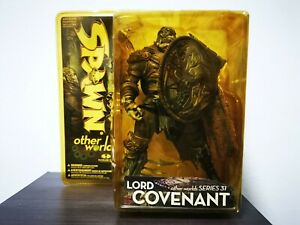 McFarlane Spawn Series 31 Other Worlds Lord Covenant MISB