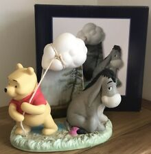 Disney Precious Moments 172712 Winnie The Pooh With Eeyore New & Boxed