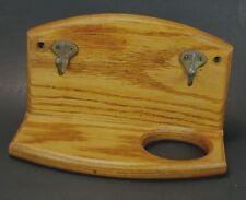Oak Solid Wood Shelf Hall Shelf or Bathroom Vanity Shelf