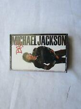 Michael Jackson BAD, Factory Sealed Original Vintage Cassette Tape NEW