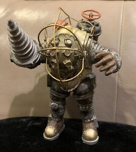 "Bio Shock 1 Game Collectors Limited Edition ""Big Daddy"" Figure Statue Figurine"