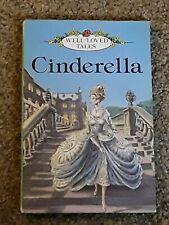LADYBIRD BOOK  WLT  CINDERELLA  606D
