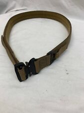 Eagle Industries Operator Gun Belt Cobra Buckle V-Ring Coyote XL