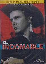 DVD - El Indomable NEW Gaston Santos EPOCA De Oro CINE Mexicano FAST SHIPPING !