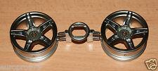Tamiya 58551 Scion FR-S/TT01E Drift Spec, 0440579/10440579 Wheels (2 Pcs.), NEW