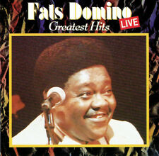 Fats Domino - Greatest Hits Live CD NEW/SEALED