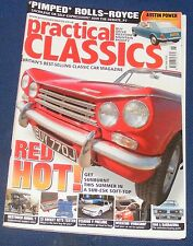 PRACTICAL CLASSICS MAY 2006 - RED HOT!
