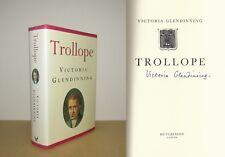 Victoria Glendinning - Trollope - Signed - 1st