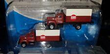 Pack Of 2 Mini Metals 1:160 N Scale Sears International R-190 Vans