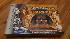 TRIVIAL PURSUIT DVD STAR WARS SAGA EDITION COMPLETE NICE CONDITION PARKER 2005