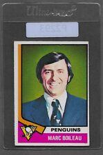 ** 1974-75 OPC Marc Boileau CO #49 (EX) Hockey Card Set Break ** P2293