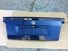 VW Volkswagen Golf Mk3 Cabriolet OEM Euro Rear Trunk Lid Tailgate Boot Door