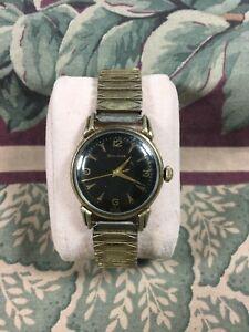 Vintage Bulova Wind Up Anti Magnetic Watch