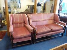 Oak Antique Style Sofas