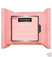 Neutrogena Visibly Clear® Pink Grapefruit Facial Cleansing Wipes (25 wipes)