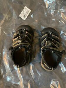 Keen Newport H2 Toddler Sandals Waterproof Shoes 1006039 Size US 9 EU 25/26