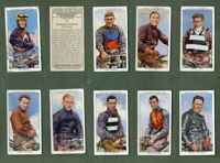 Tobacco cards Cigarette cards Speedway set  Riders 1937