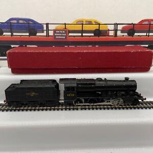 HORNBY DUBLO (2225) LMS CLASS 8F 2-8-0 BR BLACK (48109) (BOXED). (77)