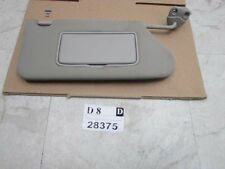 2013-2015 altima sedan right passenger front sun visor sunvisor flap shade  OEM eeede3336b6