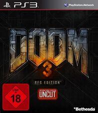 Doom 3 - BFG Edition PS3 Neu & OVP