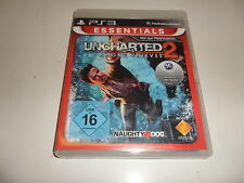 PLAYSTATION 3 UNCHARTED 2-among thieves Essentials []