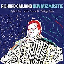 Richard Quartet Galliano - New Jazz Musette [New CD] Italy - Import