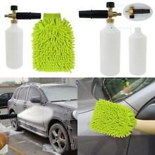 Power Pressure Washer Attachment Sprayer Dispenser Car Wash Soap Foam Blaster US