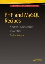 PHP and MySQL Recipes: A Problem-Solution Approach (Paperback or Softback)