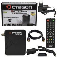 Octagon SX8 One Mini HDTV Multistream SAT-Receiver DVB-S2X USB WIFI IPTV Stalker