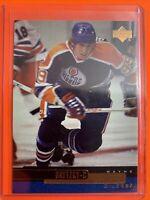 1999-00 Upper Deck # 1 Wayne Gretzky Edmonton Oilers Legend