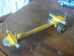 Remorque Bois   1/43   Dinky Toys originale   Ref : 36A