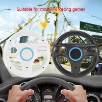 Game Racing Steering Wheel for Nintendo Wii Mario Kart Remote Controller Console